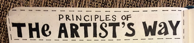 Principles of The Artist's Way | www.thebulletjournaladdict.com